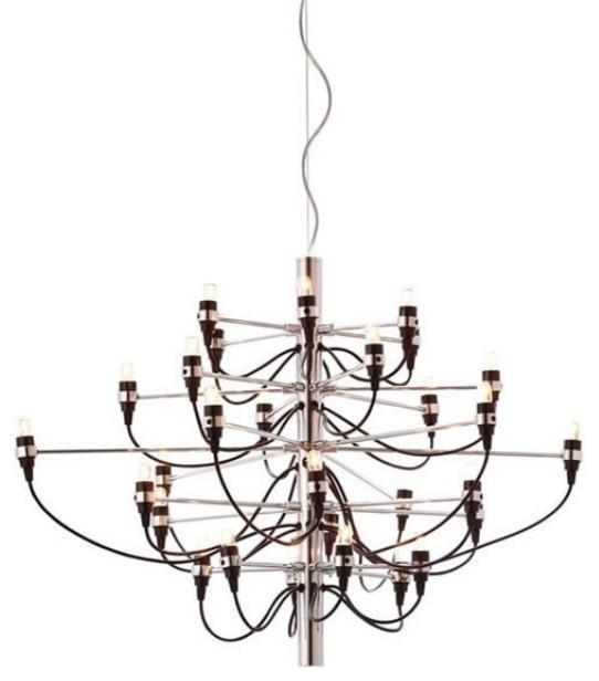 Bradyon 30-lt Chandelier modern-chandeliers