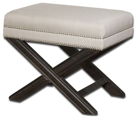 viera small bench modern furniture by hayneedle
