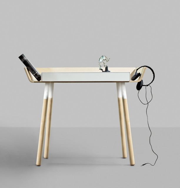 Desk / small - Modern - Desks And Hutches - boston - by Room 68