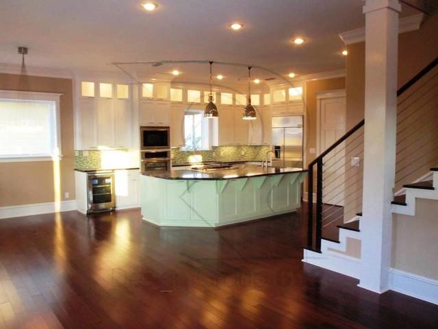 Patrick Claudia South Padre Island contemporary-kitchen