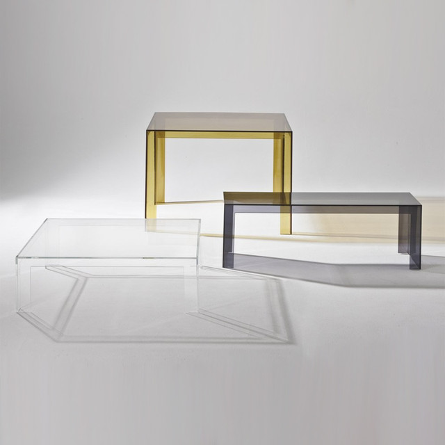 Kartell Invisible Table - Coffee - Modern - Coffee Tables - by Switch ...