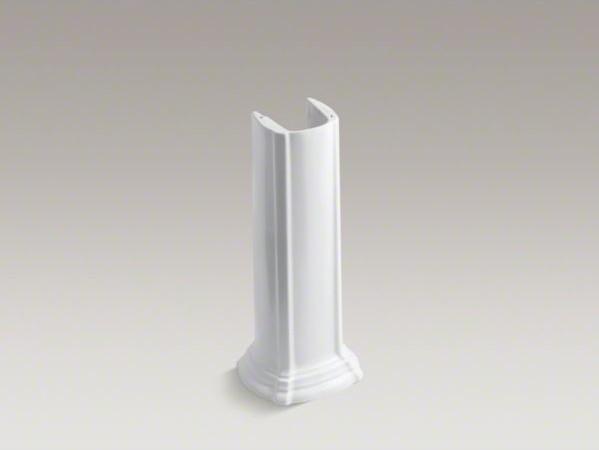 KOHLER Portrait(R) bathroom sink pedestal contemporary-bathroom-sinks