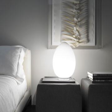 FontanaArte Uovo Table Lamp modern-table-lamps