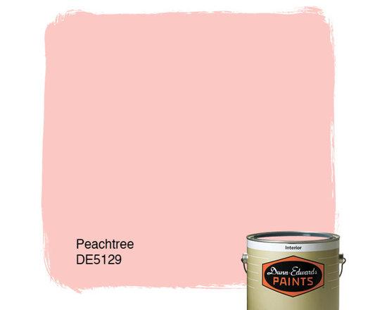 Dunn-Edwards Paints Peachtree DE5129 -