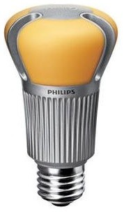 Philips EnduraLED (TM) Dimmable 60W Replacement A19 LED Light Bulb  chandeliers