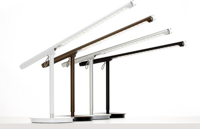 Brazo Table Lamp, Black modern-table-lamps