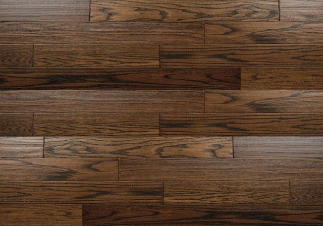 Navajo brown homestead red oak hardwood flooring from for Rustic red oak flooring