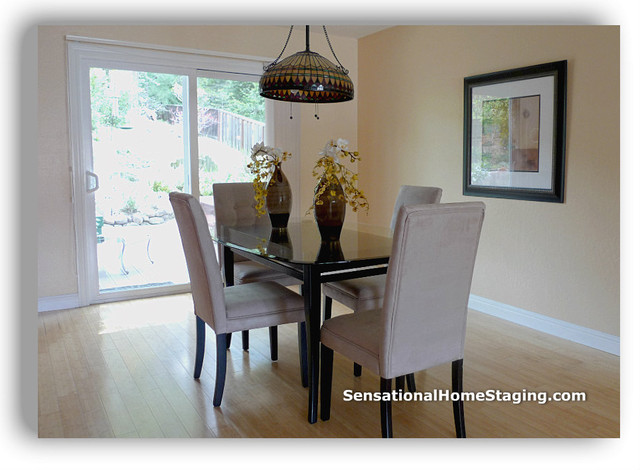 Home Staging Danville traditional-dining-room