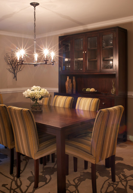 Perfect Family Entertaining traditional-dining-room