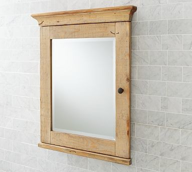 cabinet recessed wax pine finish traditional bathroom cabinets