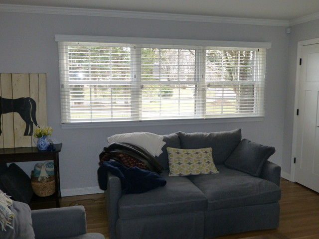 Blair Contemporary Window Blinds Other Metro By
