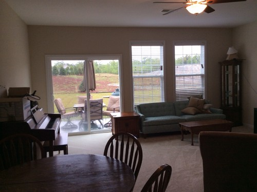 Windows Treatments For Patio Slider Windows At Different