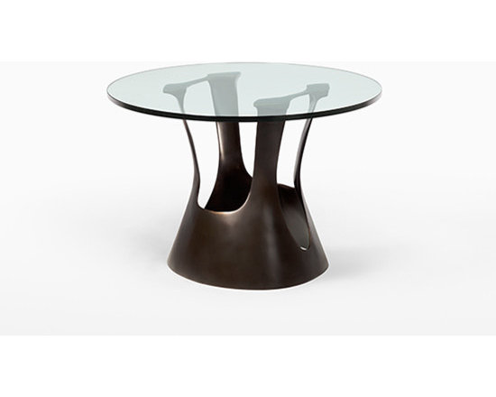 GUNSIGHT TABLE by Holly Hunt -