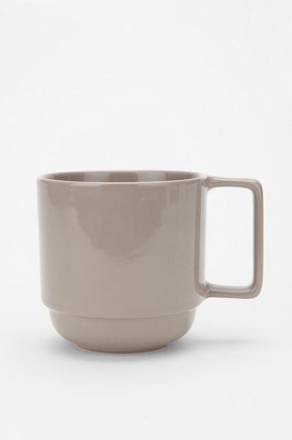 Well-Stacked Mug modern-mugs