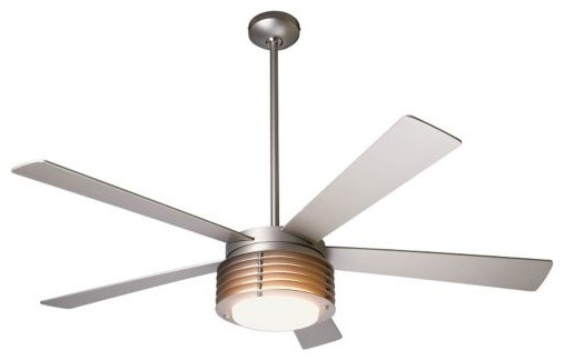 Pharos Ceiling Fan with Light by Modern Fan Company modern-ceiling-fans