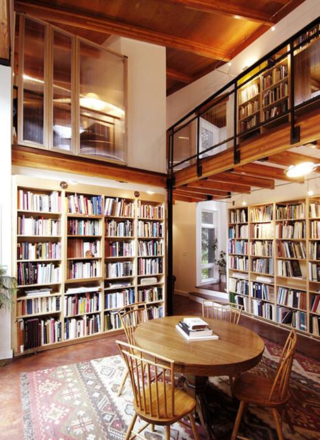 library modern