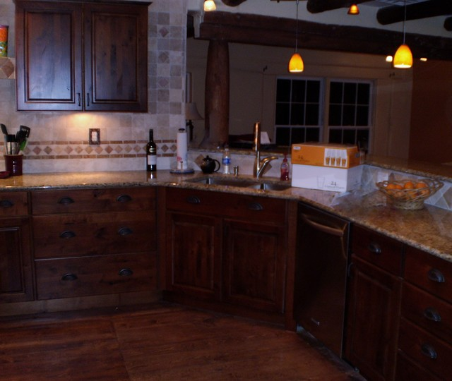 Mediterranean Kitchen Cabinets: Kitchen Cabinetry