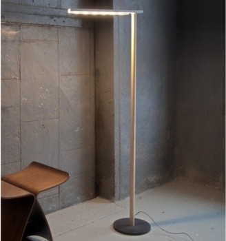 Rich Brilliant Willing | Channel Reading Floor Lamp modern-floor-lamps