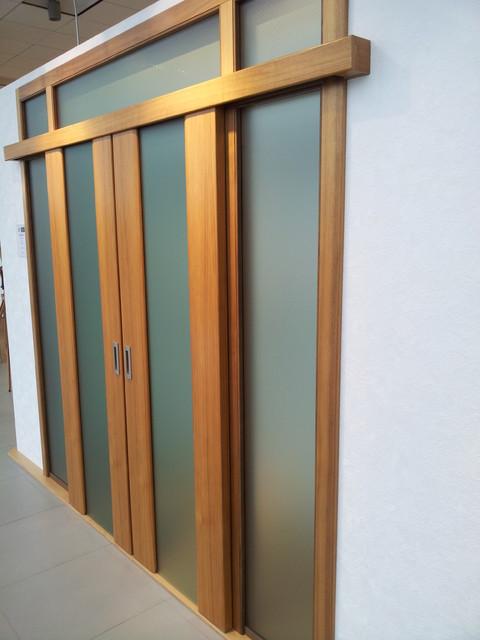 Sapeli Specialty Door Products modern