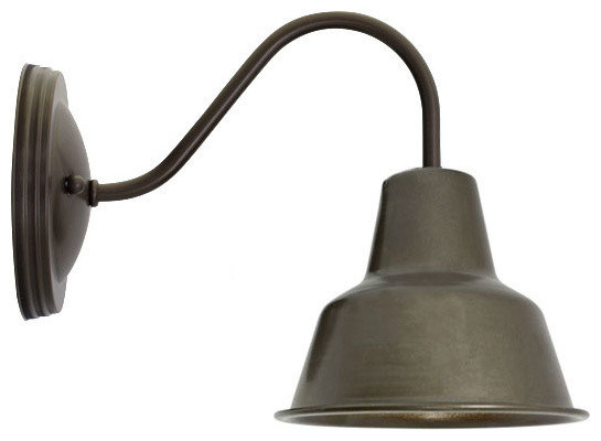 Mini Artesia Wall Sconce Farmhouse Wall Sconces by Barn Light Electric Co