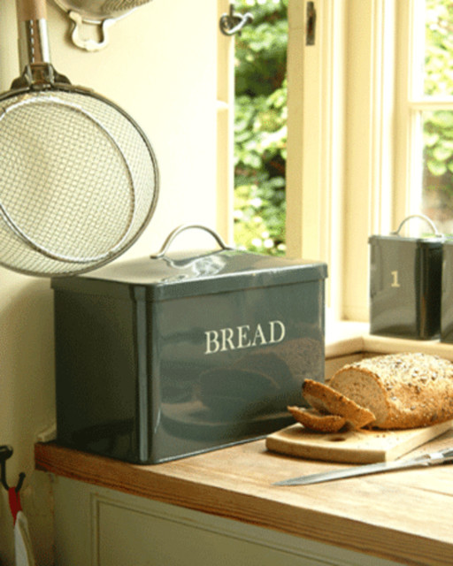 Bread Bin traditional food containers and storage