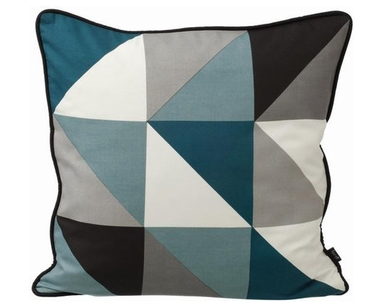Ferm Living Remix Pillow - With Ferm Living Pillows it is easy to create a new look and change the style in a room in a matter of minutes.