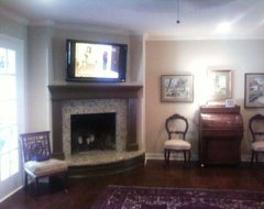 1970s Brick Fireplace - Houzz