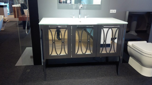 Nuvo By The Furniture Guild Transitional Bathroom Vanities And Sink Consoles Atlanta By