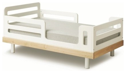 Classic Toddler Bed modern-baby-and-kids