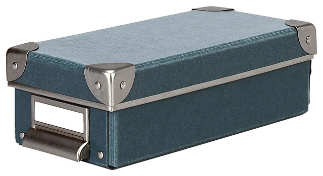 Cargo Naturals Pencil Box transitional-storage-bins-and-boxes