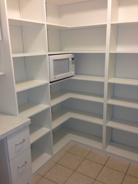 Pantry - Modern - Kitchen - chicago - by Closet Organizing ...