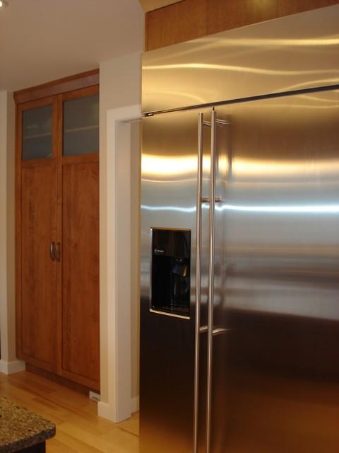 AFTER - Kitchen Reno - Transitional transitional-kitchen