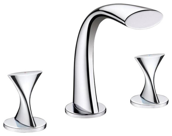 Ultra Faucets Uf55510 Bathroom Faucet Modern Bathroom