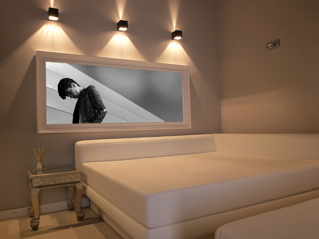 Meme Studio House eclectic bedroom