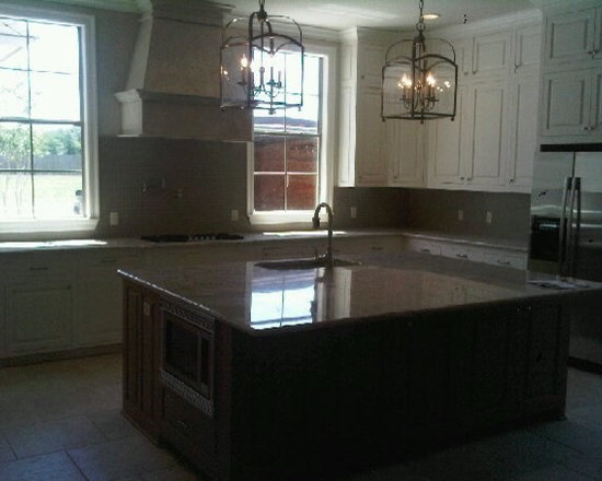 Custom Kitchens By Granince Custom Divisions -