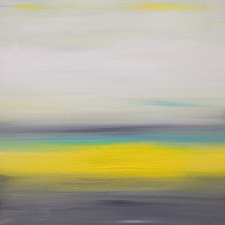 Sunrise 13 (Original) By Hilary Winfield contemporary-originals-and-limited-editions