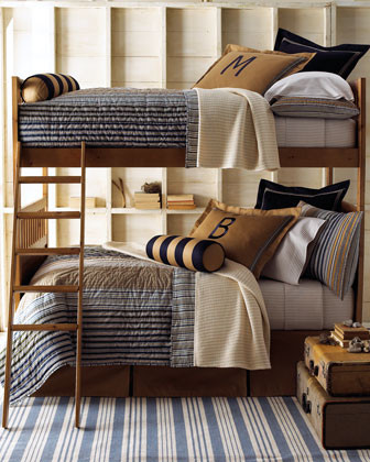 "Amity Home - ""Wilton"" Bed Linens  traditional-bedding"