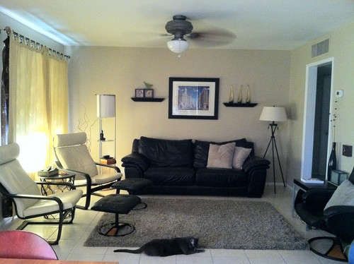 Need Alternative Furniture Layout Ideas For Small Living Room