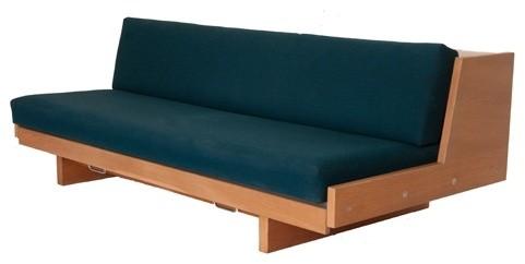 Danish Modern Wegner Double Daybed modern-sofas