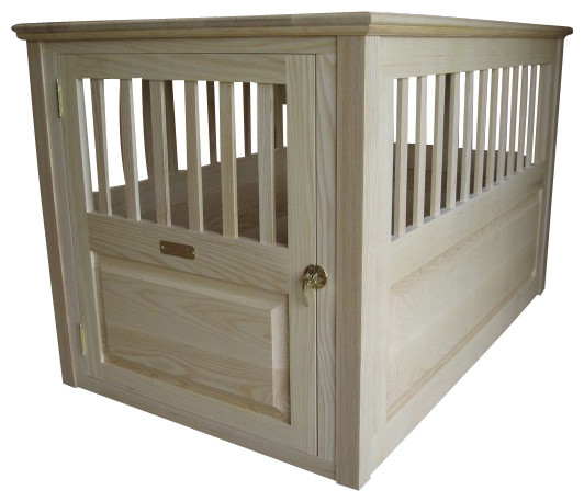 Wooden Dog Crates Bing images