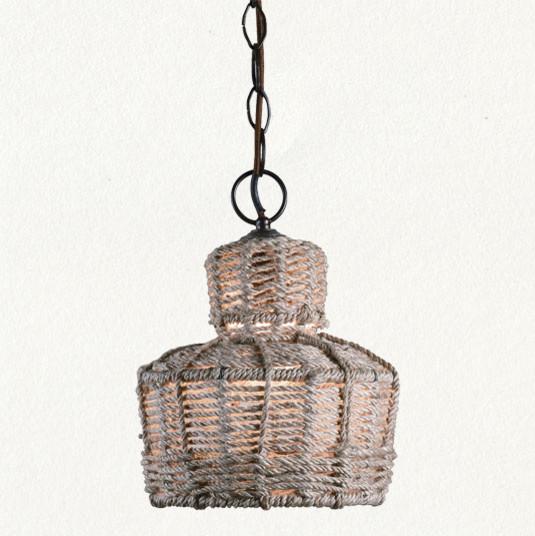 Lafitte Pendant eclectic-pendant-lighting