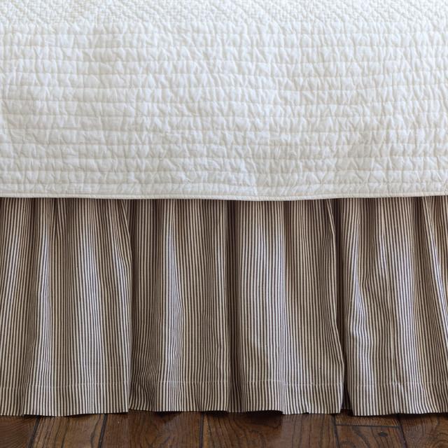 Stripe Bed Skirt 17