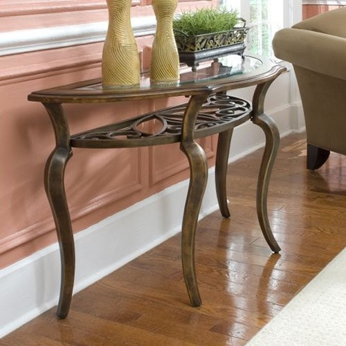 Riverside Serena Sofa Table traditional-side-tables-and-end-tables