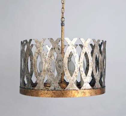 Ingrid Chandelier (wide) eclectic-chandeliers