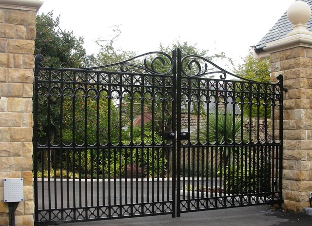 Cast Iron Products - Home Fencing And Gates - by North Shore Architectural Stone