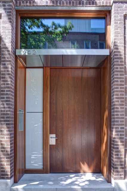 Contemporary Windows And Doors Contemporary Front Doors Chicago By Grabill Windows Doors