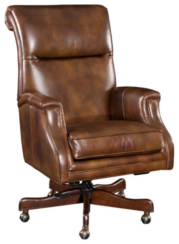 Executive Swivel Tilt Chair transitional-chairs