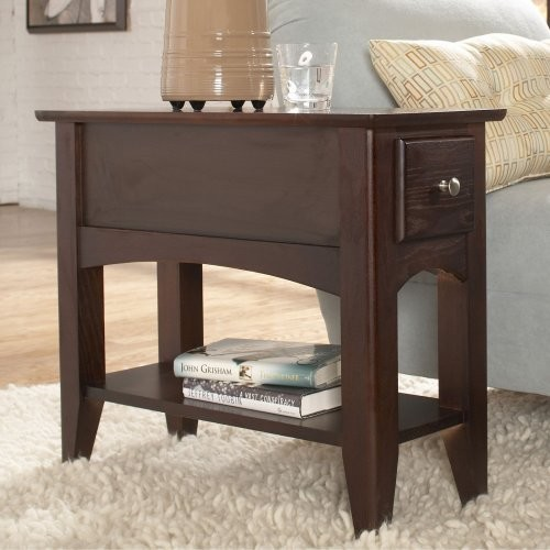 riverside chairside end table