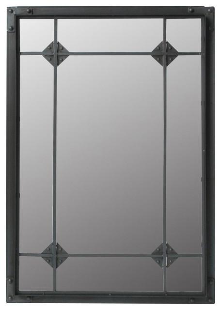 Moe's Home Soho Rectangular Large Mirror contemporary-mirrors