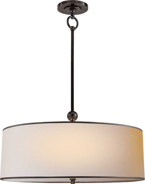 Reed Hanging Light traditional-pendant-lighting